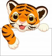cute animated baby tigers. Perfect Baby Tigrinho Cartoon Tiger Baby Cartoon Cute Images Blank Sign Art  Kids And Animated Tigers O