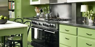 green countertop