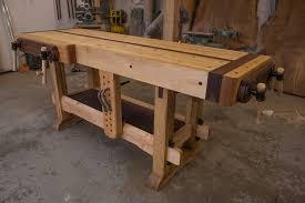 SplitTop Roubo Workbench U2013 The Wood Whisperer GuildRoubo Woodworking Bench