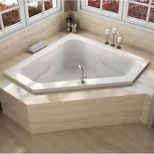 corner drop in bathtub dropintub bathtub tub ideas decorhomeideas