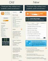 Best Sidebar Designs Sidebar Redesign My Thought Process Blog Design Blog