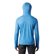 <b>Футболка Mountain Hardwear</b> Crater Lake™ Long Sleeve Hoody ...