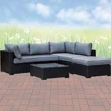 malibu 4 piece wicker furniture