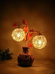 Small Decorative Table Lamps Lamp Rustic Table Lamp Bar Decoration Lamps Small Night Light Table 7