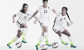 Nike Defends The U S Womens National Teams New Uniforms Amid Fan