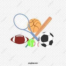 المعدات الرياضية الكرتون, رياضة, رسوم متحركة, حركة الكرتون PNG وملف PSD  للتحميل مجانا