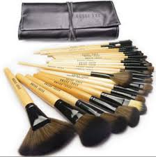set best quality professional bobbi brown professional makeup brushes sets with soft black bag pack of
