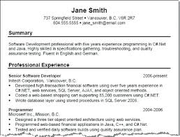 Resume Professional Summary Examples New Imposing Ideas Resume Professional Summary Examples Resume