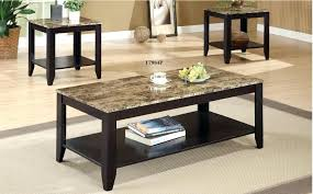 table i cappuccino marble top 3 promotional table set glass coffee for in winnipeg