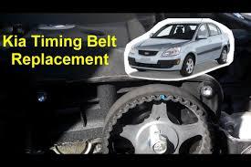 kia rio timing belt replacement 1 6l i4 16 valve auto repair kia rio timing belt replacement 1 6l i4 16 valve auto repair series