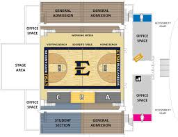 Greene Stadium Seating Chart Seating Charts Official Site Of East Tennessee State Athletics