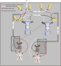 3 way power at light diagram basement remodel pinterest wiring a 4 way switch with multiple lights at 3 Way Switch Multiple Lights Wiring Diagram