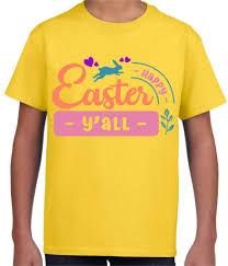 Y Designs Llc Happy Easter Yall