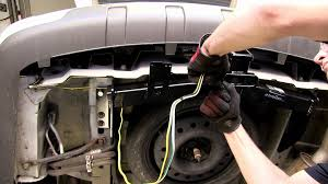 installation of a trailer wiring harness on a 2008 chevrolet installation of a trailer wiring harness on a 2008 chevrolet uplander etrailer com