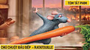 Review Phim: Chú Chuột Đầu Bếp - Ratatouille | Chú chuột đầu bếp siêu đẳng  của nhà hàng Pháp | xem phim chú chuột đầu bếp thuyết minh