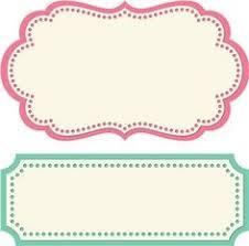 Label Design Templates Label Shape Templates Label Shape Template 2 Label Shapes By With
