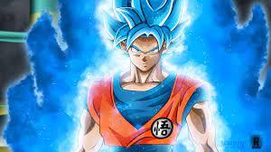 Goku SSJ Blue 4k Wallpapers - Wallpaper ...