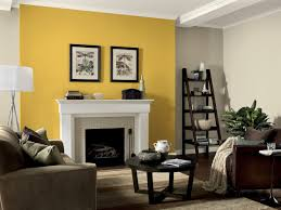 Neutral Living Room Wall Colors Living Neutral Modern Living Room With Colourful Furniture Wall