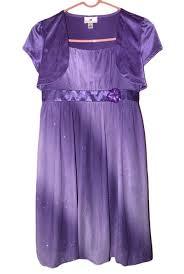 Iz Byer California Dress Size Chart Iz Byer California Purple Bubble Hem Dress Mesh Glitter