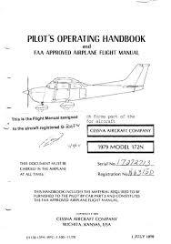 Pilots Operating Handbook G Bujn Take Flight Aviation