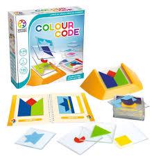 Colour Code Juego De Logica Amazon Co Uk Toys Games