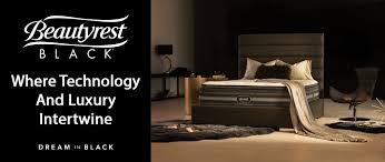 Beautyrest Black Mattresses Taft Furniture Sleep Center