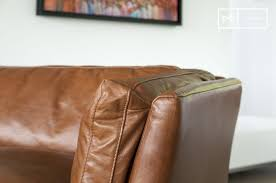 scandinavian leather furniture. this scandinavian style sofa takes its place quite naturally in all interiors leather furniture t