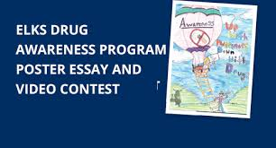 poster essay and video contest elks kids zone the elks drug awareness program offers contests for you to demonstrate your commitment to a drug life the theme for the 2017 2018 contest is