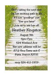 64 Best Farewell Going Away Invitations Images In 2019
