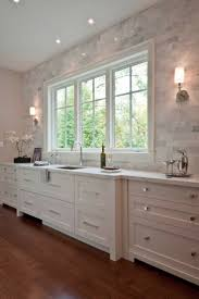 Kitchen No Wall Cabinets Kitchen Without Upper Cabinets By Houzz