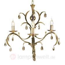 Antiker Kronleuchter Bronze 90 Cm Kronleuchter Und