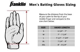 Franklin Cfx Pro Chrome Batting Gloves White