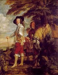 Рефераты по истории Англия в xvii веке Карл i и Кромвель  Карл i король Англии на охоте Художник сэр Антонис Ван Дейк