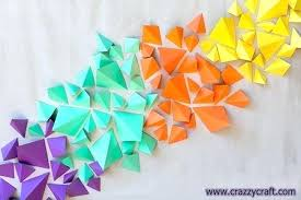 easy paper wall decoration idea craft in remodel with erfly