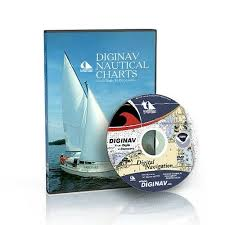 Noaa Nautical Charts Gps Marine Navigation Software Dvd Computer Pc Chartplotter