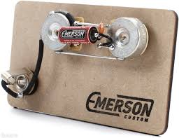 emerson les paul wiring diagram emerson image emerson custom prewired kit for precision bass gearnuts com on emerson les paul wiring diagram
