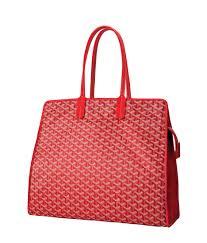 French Designer Tote Bags Goyard Chopstix The City
