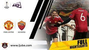 ไฮไลท์ฟุตบอล ยูฟ่ายูโรปาลีก 2020-21 แมนเชสเตอร์ ยูไนเต็ด
