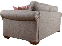 thornaby fabric 3 seater sofa lee