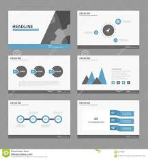 blue black presentation template infographic elements flat design blue black presentation template infographic elements flat design set for brochure flyer leaflet marketing advertising