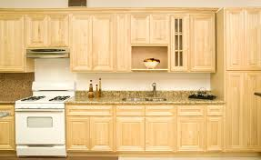 Natural Maple Natural Maple Cabinets