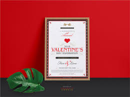 40 Premium Free Valentines Day Psd Templates For Awesome Design