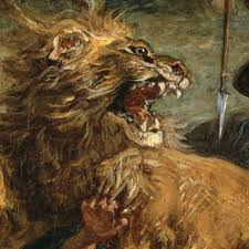 Image result for we all paint in delacroix's language
