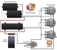wiring diagram for bass guitar the wiring diagram potentiometer wiring diagram for a bass guitar nilza wiring diagram