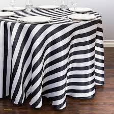 18 90 X156 Black And White Striped Tablecloths 1 108 Round