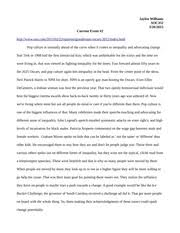 current event essay jaylen williams soc current event  4 pages current event essay 2