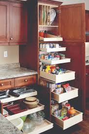 sliding shelves in kitchen cabinets 28 best pantry pull out shelves images on
