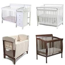 Thumbnail for Best Small Cribs For Small Spaces