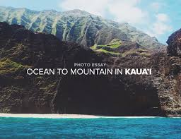hawaii archives • gear patrol photo essay ocean to mountain in kaua i
