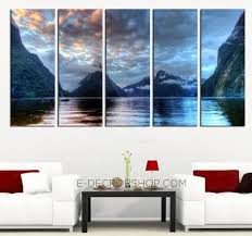 large canvas wall art nz